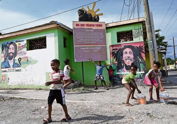 Time in jamaica kingston