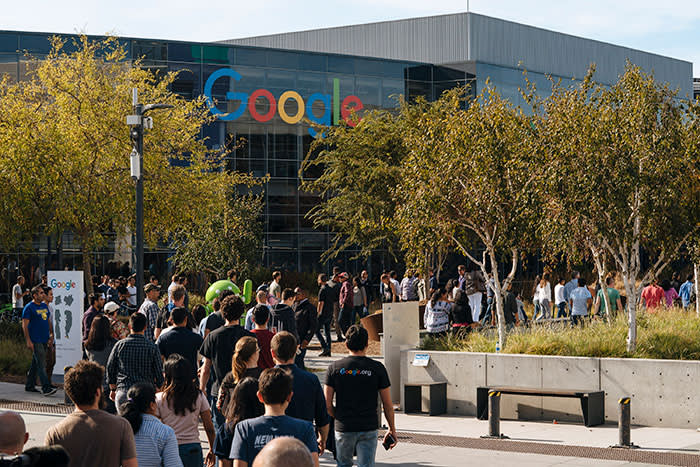 Google faced employee protests in 2018 over the company's handling of sexual misconduct claims