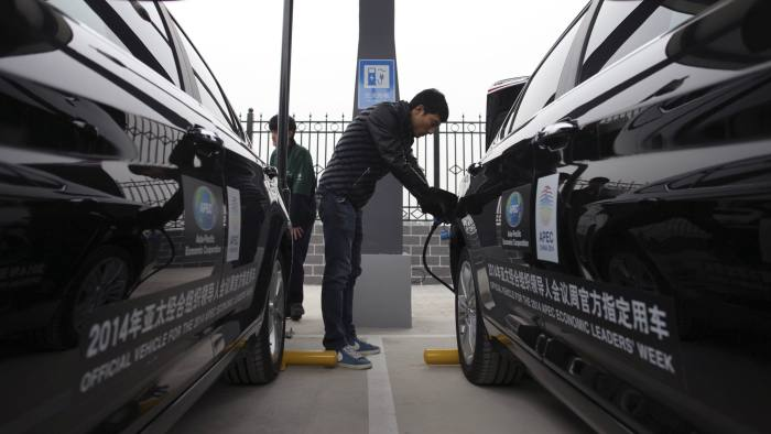Large Swedish Study Casts Doubt On >> Pollution Studies Cast Doubt On China S Electric Car Policies