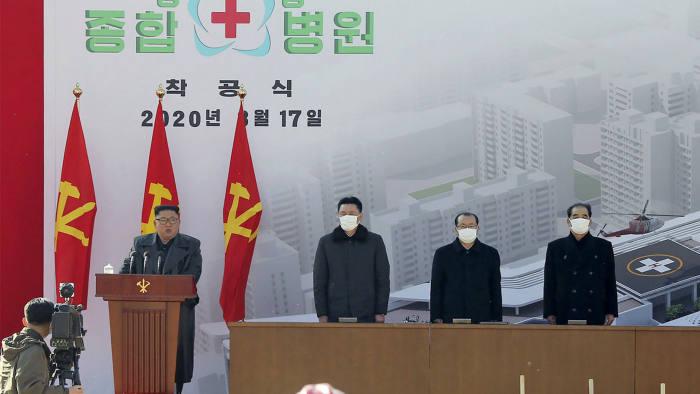 North Korea seeks international help to raise virus testing ...