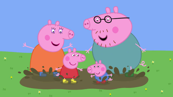 Peppa Pig Leads Britain S Bid To Conquer The World Financial Times