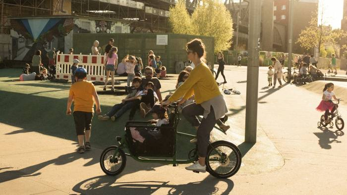 Why the soft machine will dominate urban transport | Financial Times