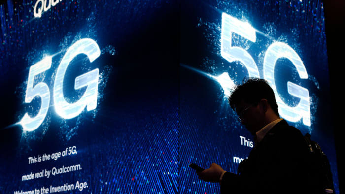 German cyber security chief backs 5G 'no spy' deal over Huawei
