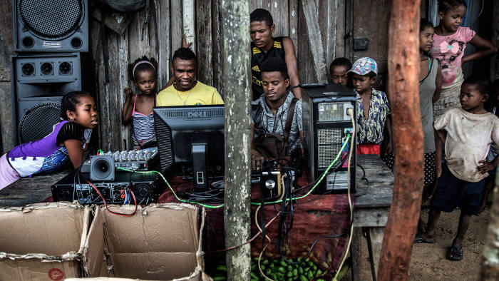 Cable guys: Madagascar benefits from internet speeds that are typical of Europe rather than Africa, thanks to its location near a submarine cable connection