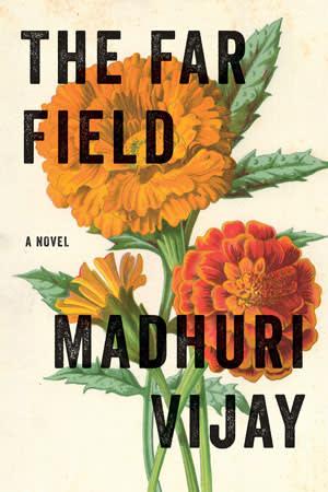 Bookjacket of 'The Far Field' by Madhuri Vijay