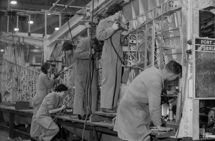 More than half the UK's 20,000 Spitfire fighter aircraft were produced at Castle Bromwich