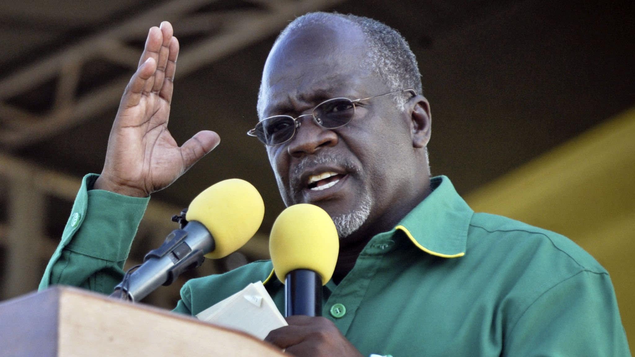 Tanzania president blocks critical IMF report on economy | Financial Times