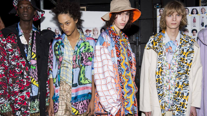 Milan Fashion Week Mens week: Zegna, Marni and Versace AW19 show report