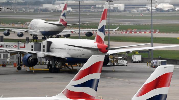 US offers UK inferior open skies deal after Brexit