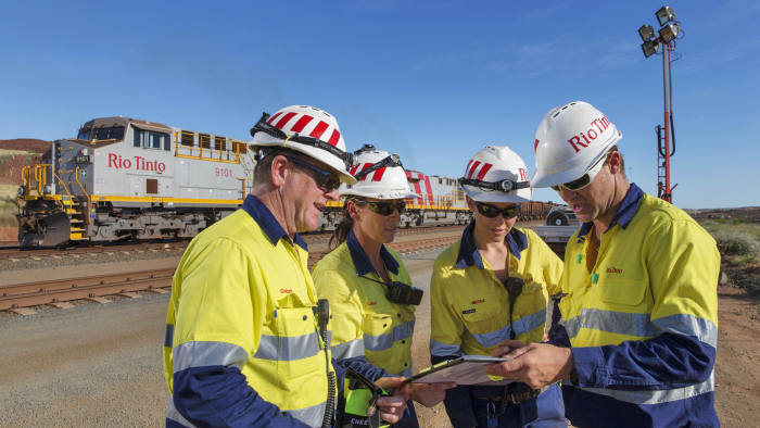 How robot trains are boosting Australia's mining industry