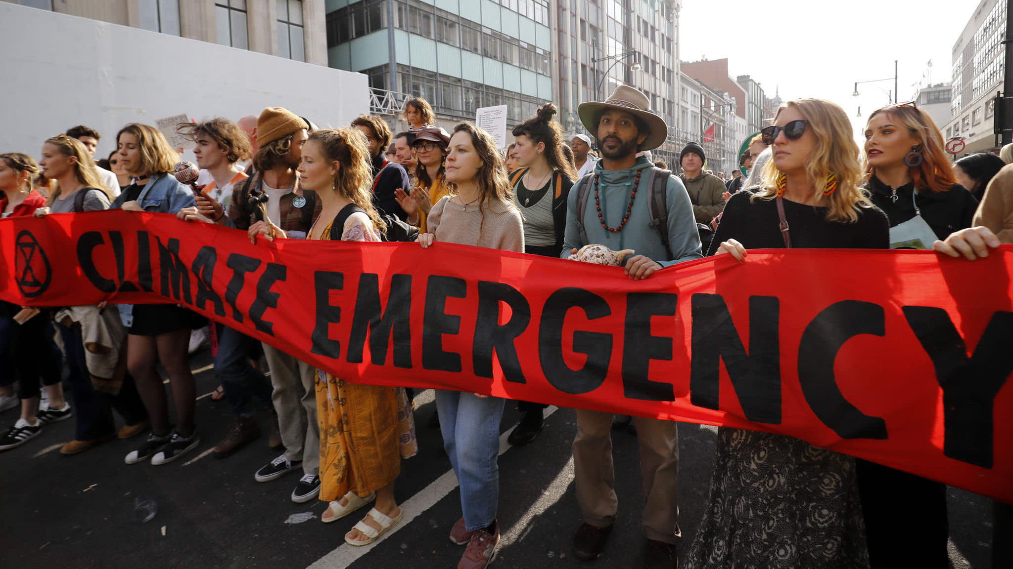 Extinction Rebellion has the climate problem back to front | Financial Times