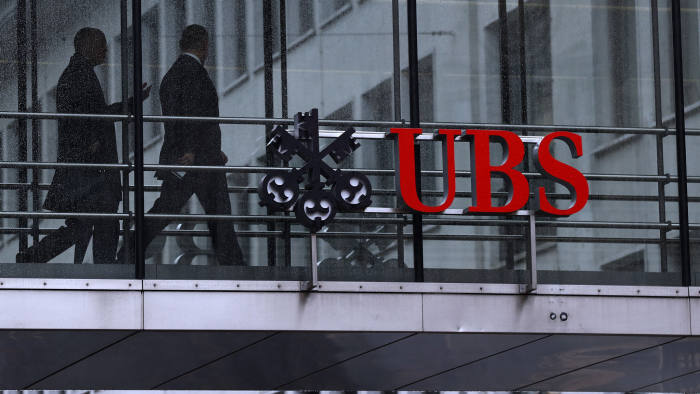 Is UBS losing its edge in investment banking?   Financial Times