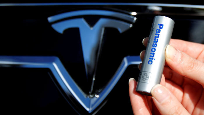 Panasonic's joint venture with Tesla turns first profit ...