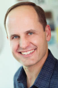Laszlo Bock, hief executive of Humu, former senior vice-president of people at Google, and author of Work Rules!