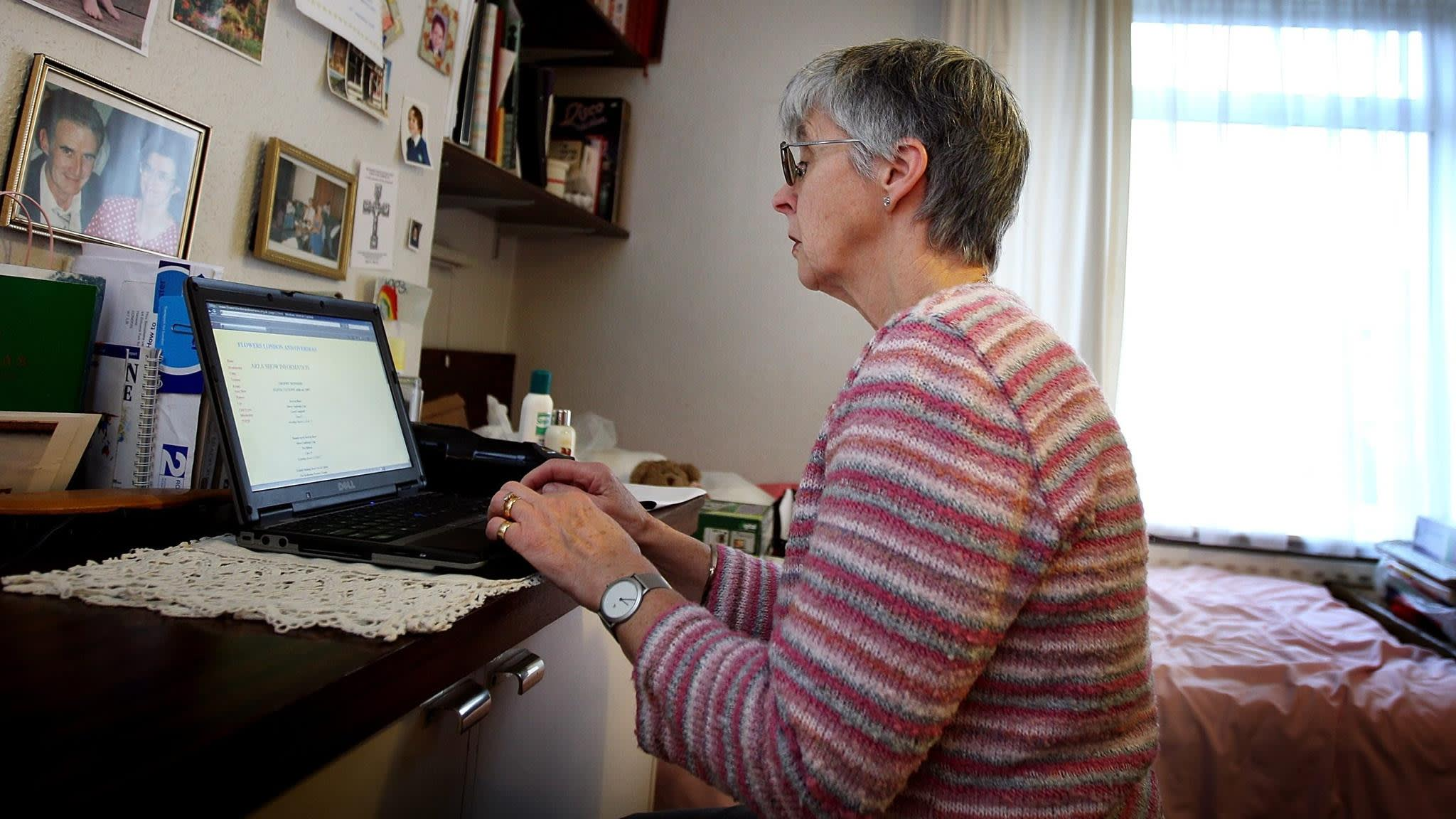 The Silver Economy: Hurdles remain for boomers yet to get online | Financial Times