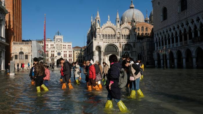 Image result for venice flood