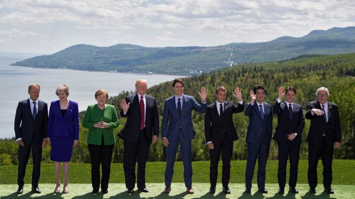 G7 Summit In Biarritz Should Mark The Return Of The Western Alliance Financial Times