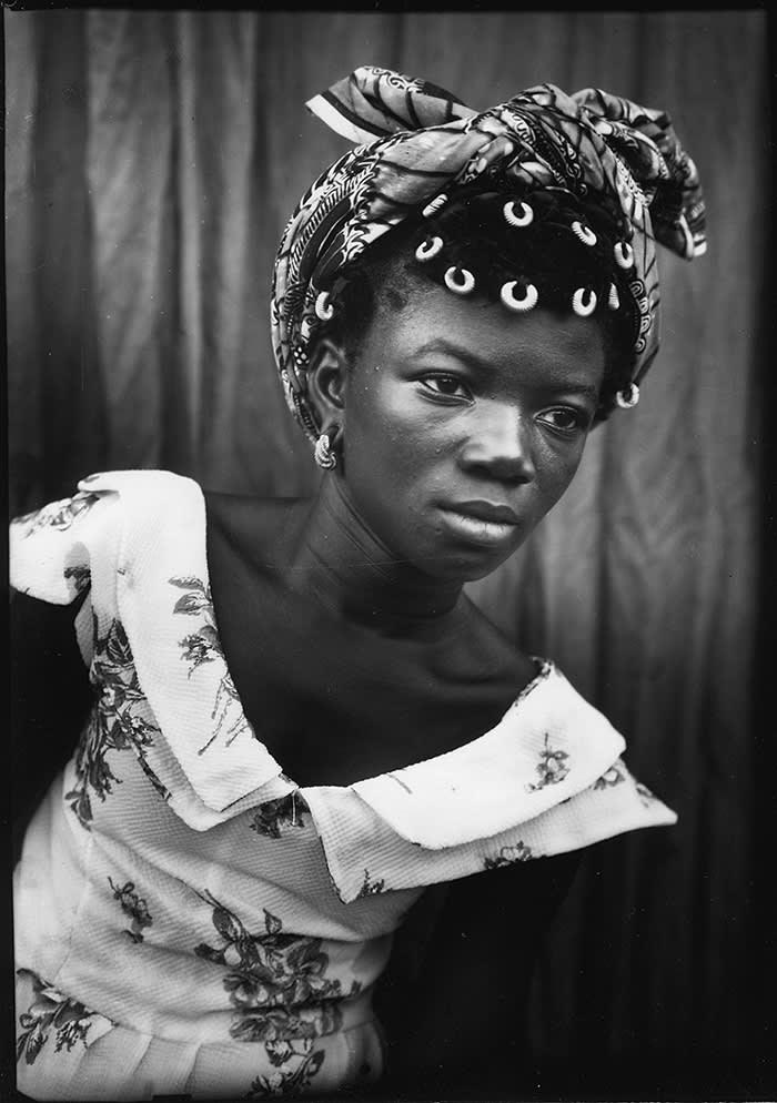 Seydou Keïta's 'Untitled' (1950-55)