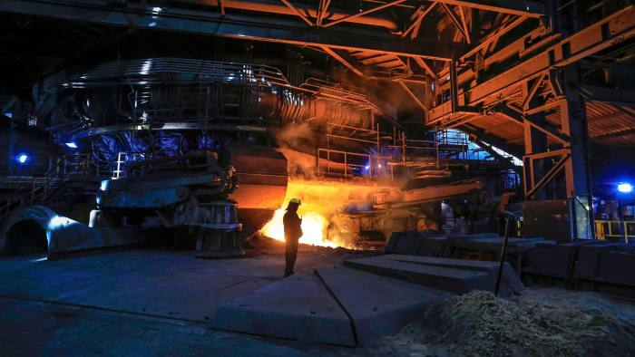 British Steel collapse fears spark scrutiny of owners Greybull