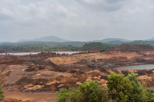 Goa's shuttered mines highlight India growth dilemma