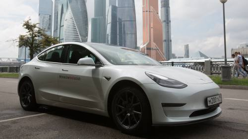 Electric car rivals revved up to challenge Tesla | Financial