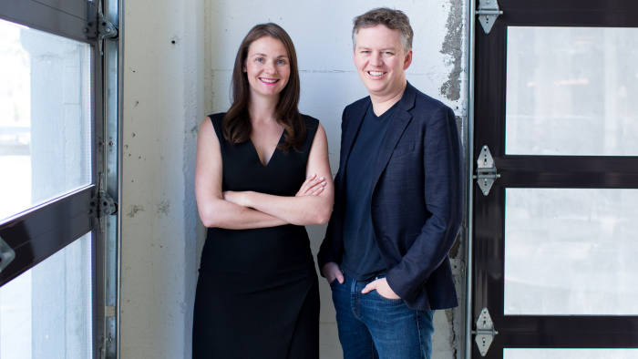 Founders: Cloudflare's Michelle Zatlyn and Matthew Prince