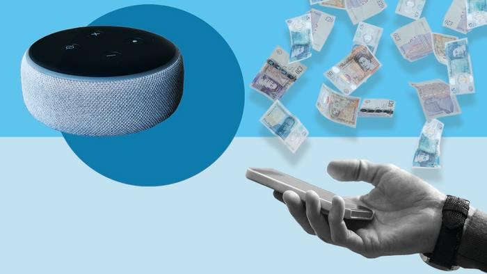 Serious Money - Alexa - what's my bank balance? FT Money