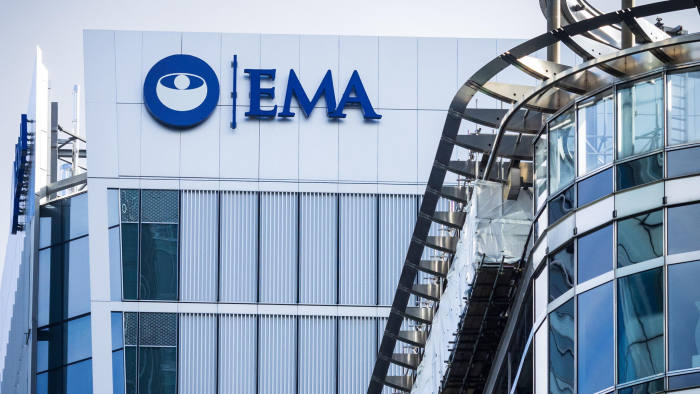 The European Medicines Agency had been located at London's Canary Wharf since its creation in 1995 until it moved to the Netherlands in March