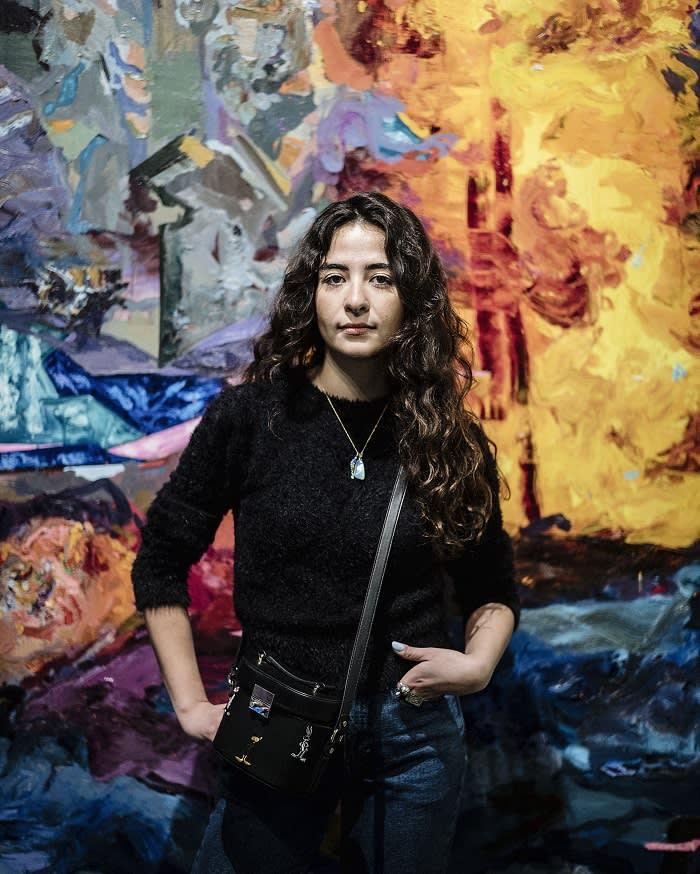 Myriam Hadded, © Edouard Caupeil (2)