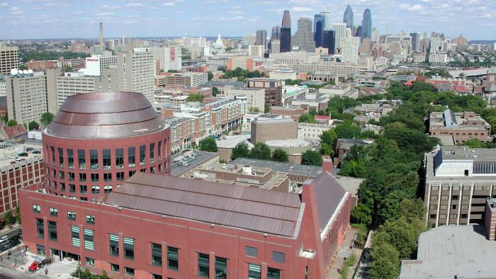 Huntsman Hall Wharton Business School USA H/O