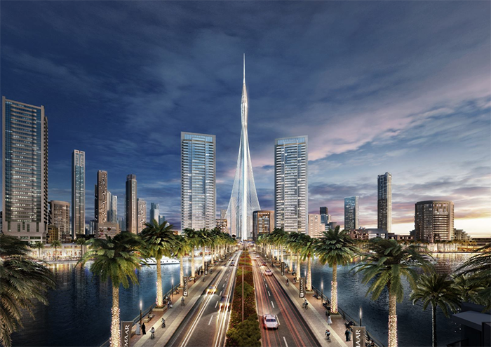 Dubai fears the end of its 'build it and they will come