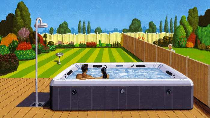 Property Law Do I Need Planning Permission For A Hot Tub Financial Times