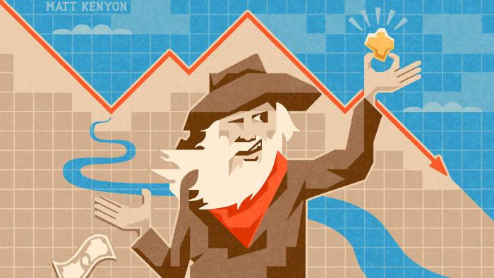 Gold Investor / Prospector