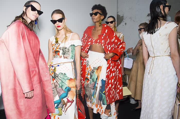 Marni at Milan Fashion Week SS19
