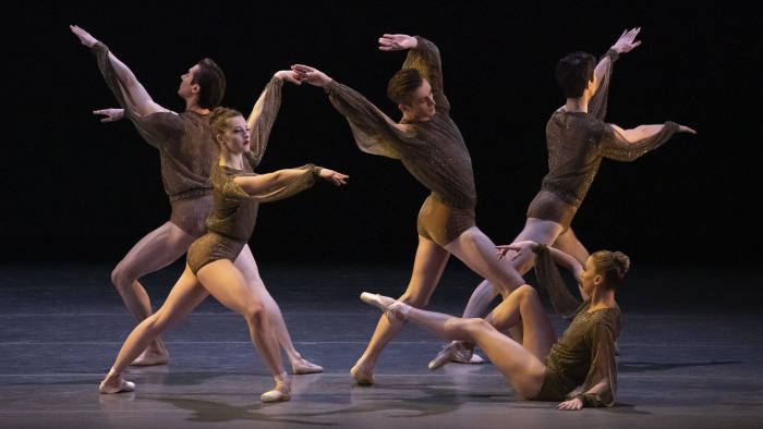 Pam Tanowitzs New Work For York City Ballet Gets Into Its Stride Eventually