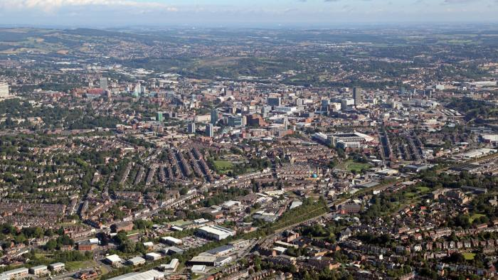 8fca738c0a Sheffield shows that there is life after steel | Financial Times