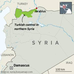 Turkey holds up Jarablus as blueprint for role in Syria | Financial Times