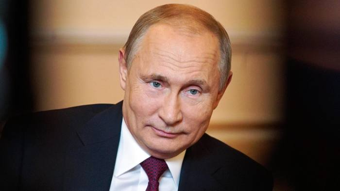 Vladimir Putin Says Liberalism Has Become Obsolete Financial Times