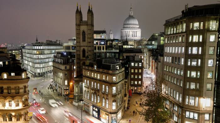 Strong London office market confounds Brexit predictions