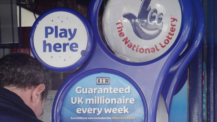 Camelot: raising top prize bar on other lotteries will hit
