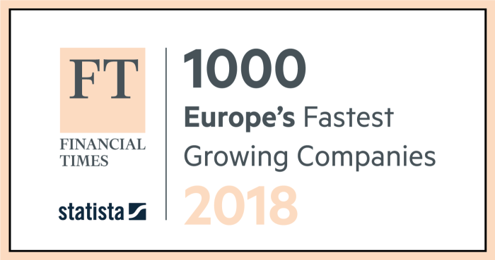 The FT 1000: The complete list of Europe's fastest growing companies