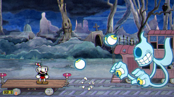 'Cuphead' is a throwback to the 1930s cartoons of Max Fleischer