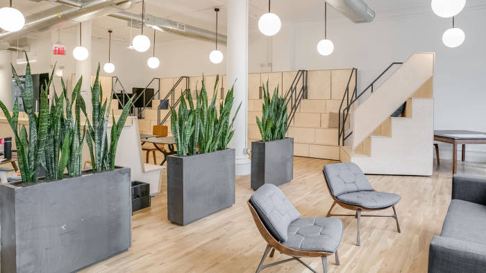 Knotel on 5-9 Union Square, NYC