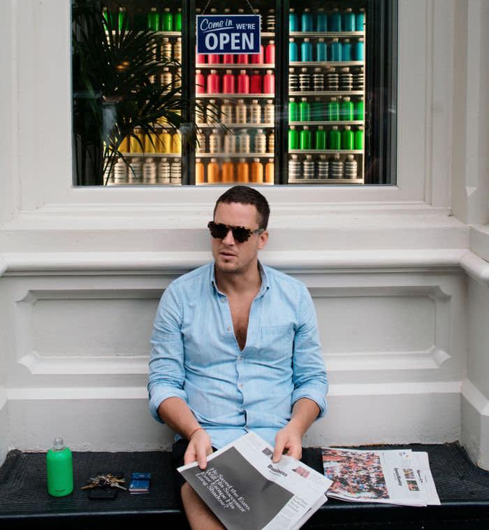 Millennials get the message in Dirty Lemon bottles