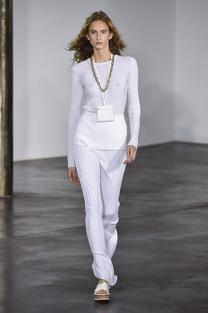3e99266067 The biggest trends of New York Fashion Week SS19 | Financial Times