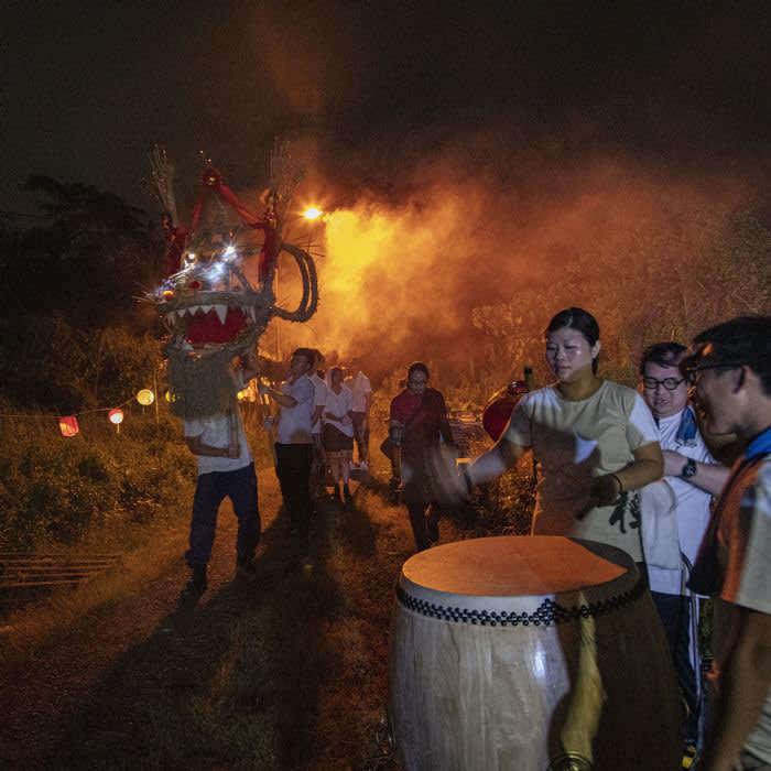 Dragon Festival credit John Choy