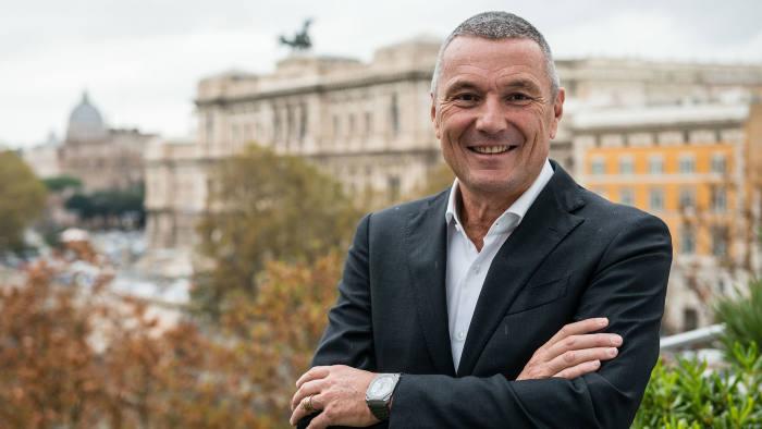 Bulgari CEO - Jean_Christophe Babin, Rome, Italy
