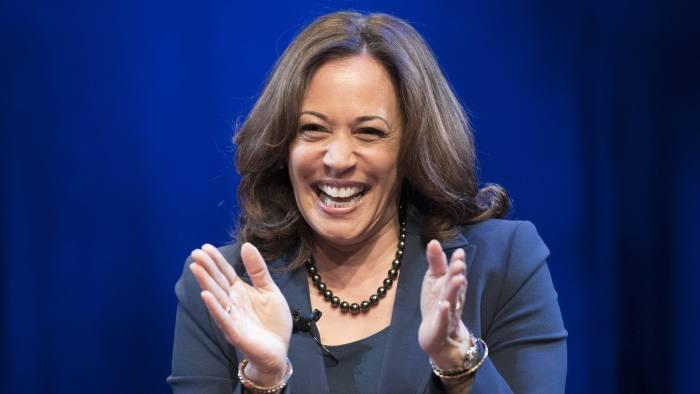 Democrat Kamala Harris Joins 2020 Us Presidential Race Financial Times