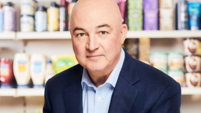 Alan Jope Unilever handout