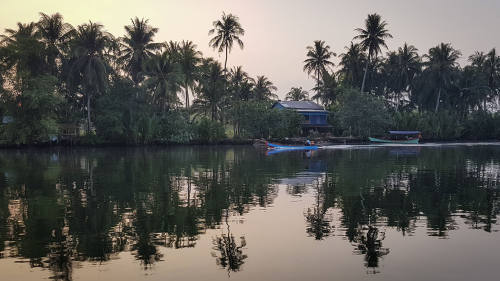 In Jackie Kennedy's footsteps on the Cambodian Riviera